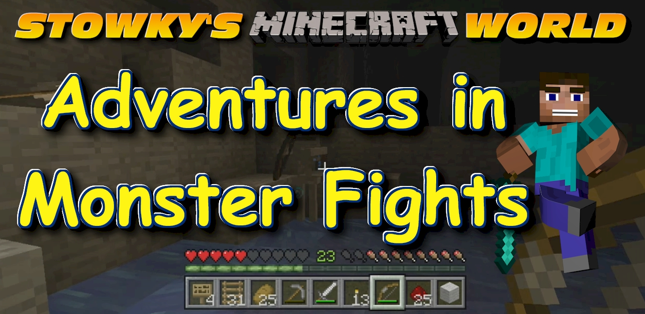 ADVENTURES IN MINECRAFT MONSTER FIGHTS: In this adventure in Minecraft I fight monsters and I have MasterForger (Now Known as ForgeLogical) adventuring with me. We have a lot of fun adventuring and fighting […]