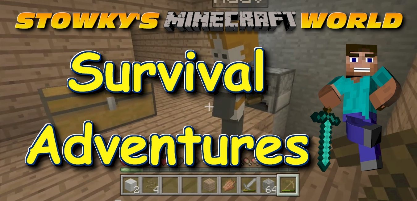 MINECRAFT SURVIVAL ADVENTURES: I am back again in Minecraft with my friends, Kuav and Athena. We are on an adventure in Minecraft looking for goodies and fighting monsters. Listen in […]