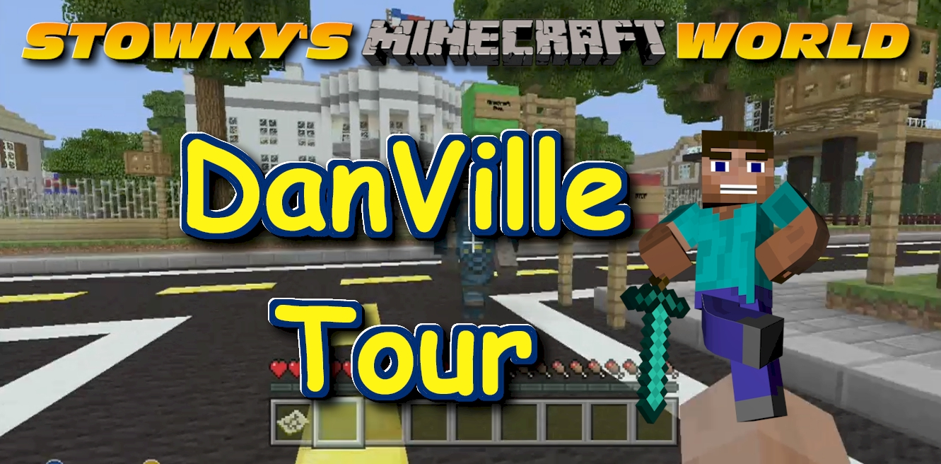 MINECRAFT HOUSE AND CITY DANVILLE MAP BY DAN LAGS: In this Minecraft map by Dan Lags, we are exploring a city with lots of cool stuff! The building in this […]