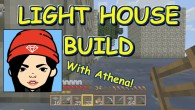 Minecraft Lighthouse Build in Stowky's Minecraft Xbox 360 World   I am back and this time once again with Athena. We are building a light house in my Minecraft World. […]